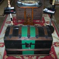 Beautiful Restored Trunk