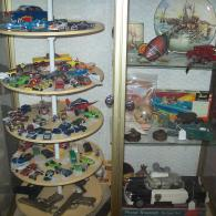 Old Toy Cars,etc.